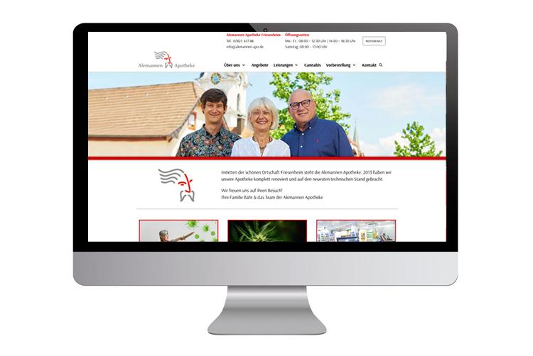 alemannen-homepage